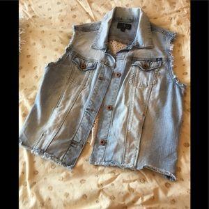 Lucky Brand Vest